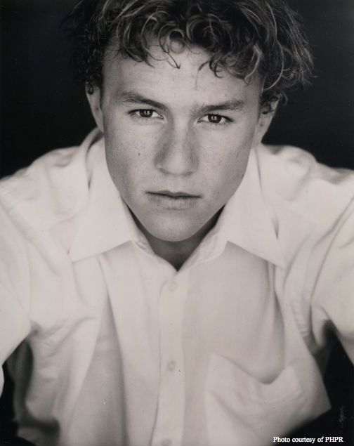 Young Heath Ledger Pt 9