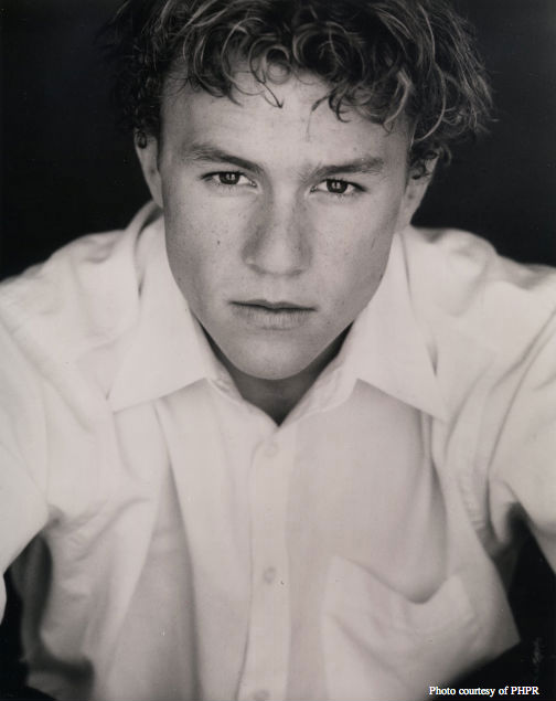 Young Heath